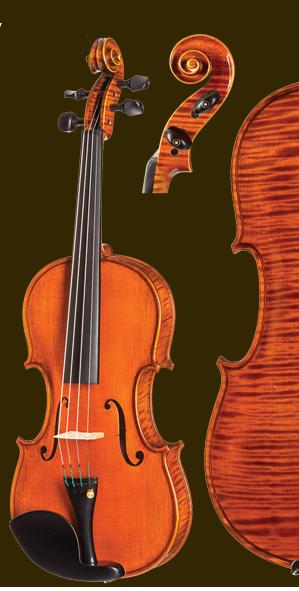 August F Köhr HC2900S Strad Style 4/4 Violin