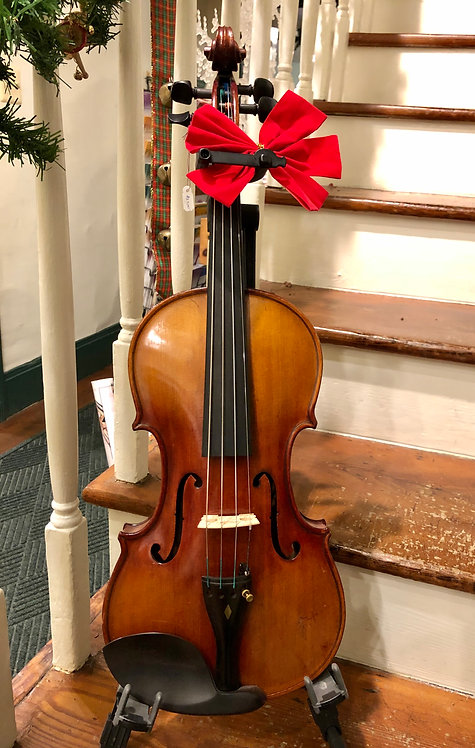 German, possibly Japanese 4/4 Violin