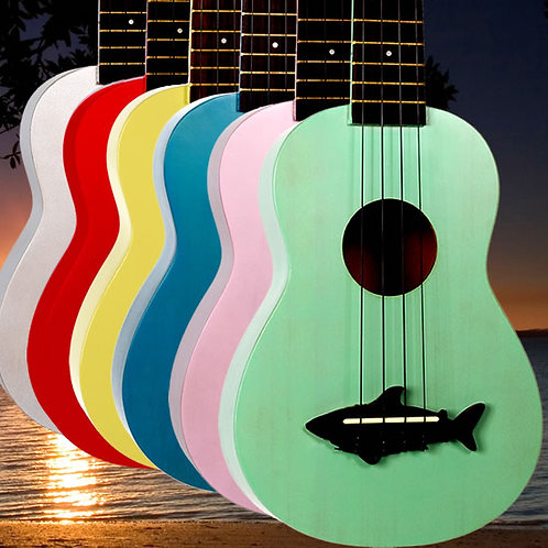Makala Soprano Ukulele - Shark Bridge