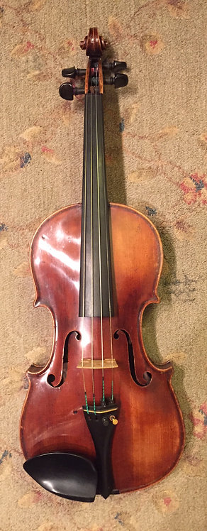 1923 Eugene Chartreaux French 4/4 Violin