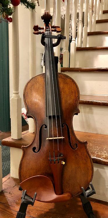 German Johannes Bruckner 4/4 Violin