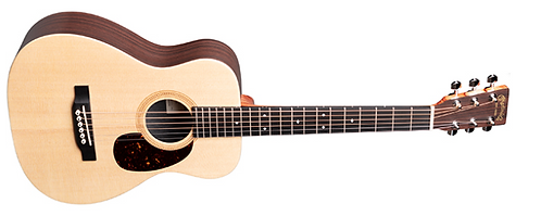 C. F. Martin LX1R Little Martin Acoustic Guitar