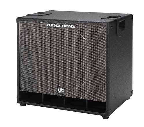 Genzler (Genz Benz) Uber Quad Bass Cabinet