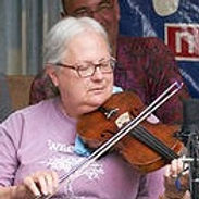Betty Druckenmiller teaches Old-Time Fiddle and beginning violin
