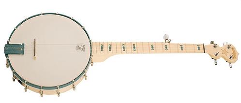 Deering Goodtime Open Back Parlor Banjo