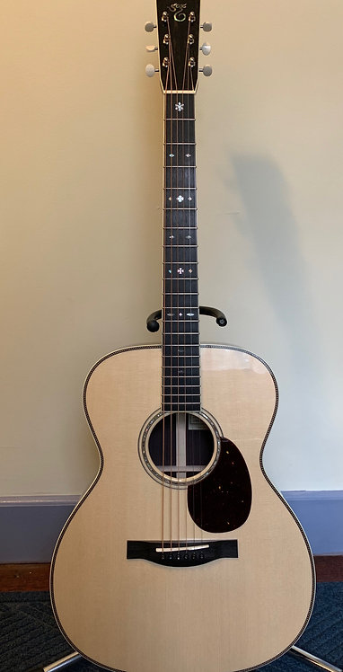 Santa Cruz OM Custom Acoustic Guitar