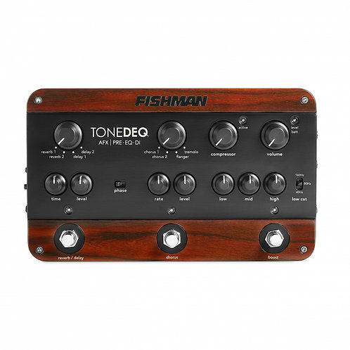Fishman ToneDEQ Preamp with Effects
