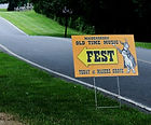 This way to the Maidencreek Old Time Music Festival