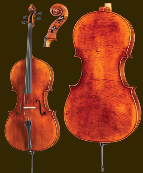 Davidov Stradivarius Style 4/4 Cello