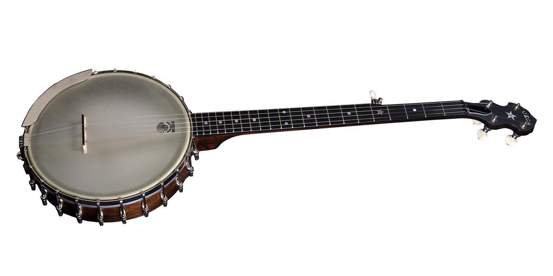 Deering Vega Senator Open Back Banjo