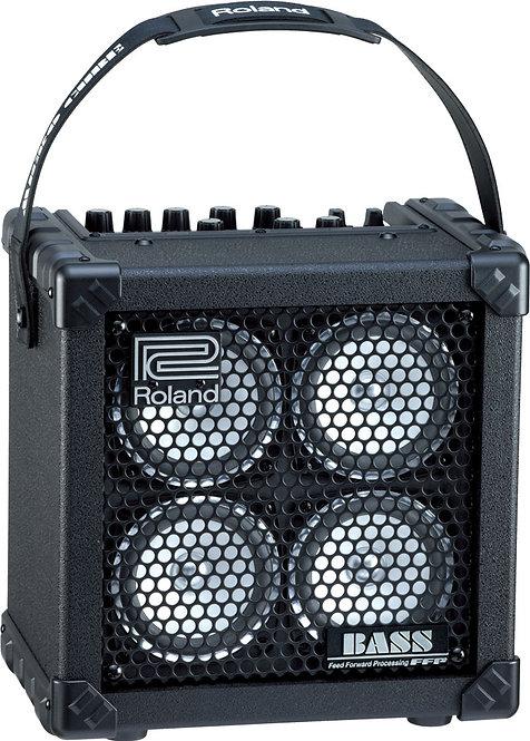 Roland Micro Cube Bass RX AC/DC Bass Guitar Amp