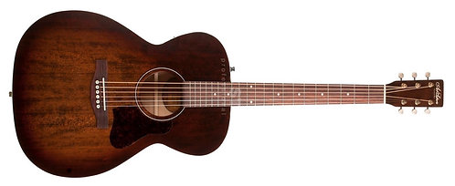 Art & Lutherie Legacy QIT Acoustic Electric Guitar: Bourbon Burst
