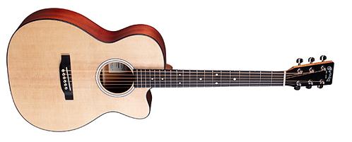 C. F. Martin 000CJR-10E Acoustic/Electric Guitar