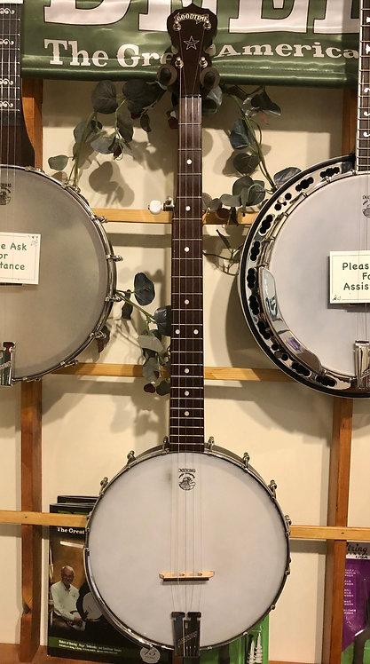 Deering Goodtime Classic Open Back Banjo