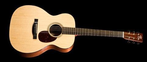 Santa Cruz OM Prewar Acoustic Guitar