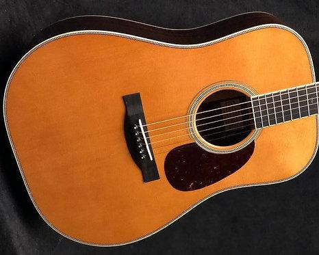 Santa Cruz D Prewar Acoustic Guitar