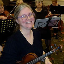Judy Terwilliger teaches violin, viola, fiddle, cello, piano and mountain and hammered dulcimer