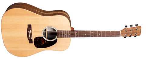 C. F. Martin D-X2E Acoustic/Electric Guitar