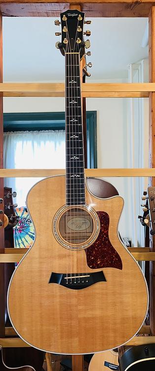 Taylor 614-CE Acoustic/Electric Guitar