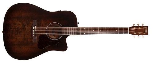 Art & Lutherie Americana CW A/E Guitar - Bourbon Burst