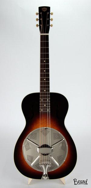Deco Phonic Model 47 Square Neck Resophonic Guitar
