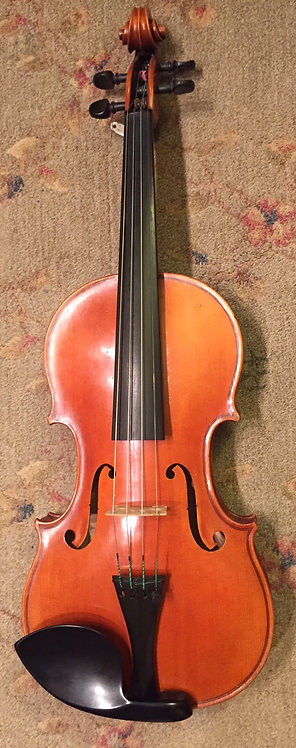1956 Oskar Meinel German Stradivarius 4/4 Violin
