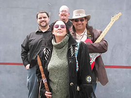 Spirit Wing Band - Specializing in Native American Music