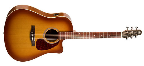 Seagull Entourage Autumn Burst Dread CWQIT A/E Guitar