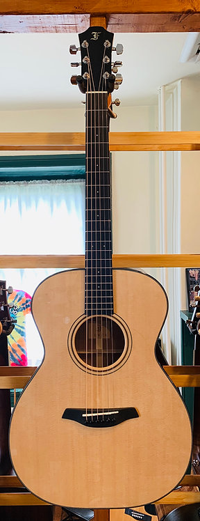 Furch Green OM-SM Acoustic Guitar
