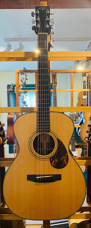 Furch OM31-SM Deep Body Acoustic/Electric Guitar - Consignment