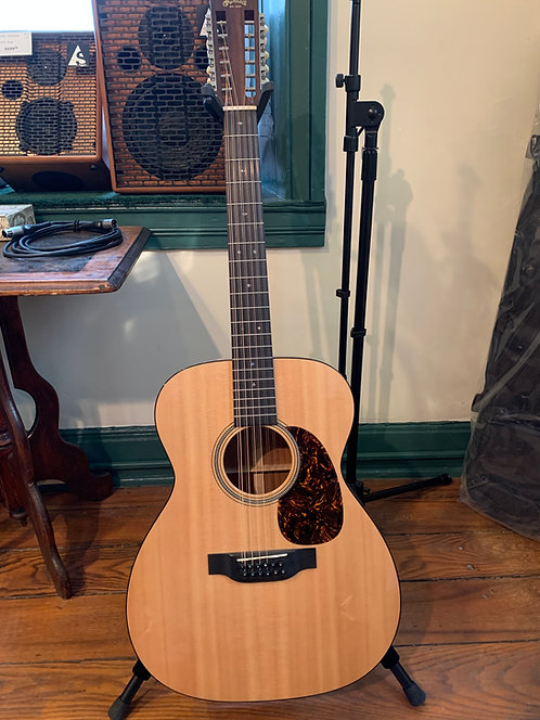 Martin Custom J-12 Acoustic Guitar (Keim)