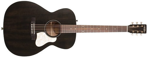 Art & Lutherie Legacy Acoustic Guitar: Faded Blk