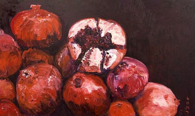 Pomegranate Picture