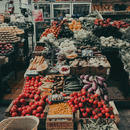 Plant-Based Meal Ideas//Seasonal Produce