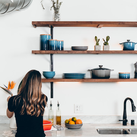 The Easiest Upgrades for your Spring Cleaning: Home + Health Tips