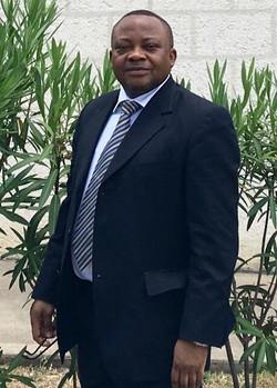 Prof. Faustin Luanga Mukela