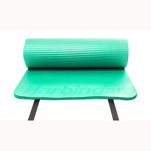 "Harbinger | 5.8"" Ribbed Durafoam Mat - Green"