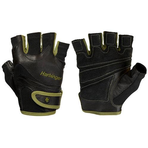 Harbinger | FlexFit Wash&Dry Gloves - Black/Green