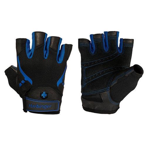 Harbinger | Pro Glove - Black/Blue