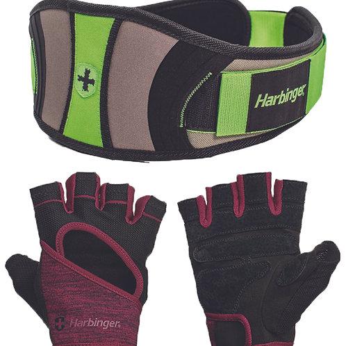 Set2 Harbinger | FlexFit™ Wash&Dry®+Women's Flexfit Contour Belt
