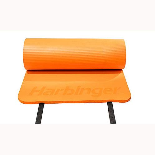 "Harbinger | 5.8"" Ribbed Durafoam Mat -Orange"