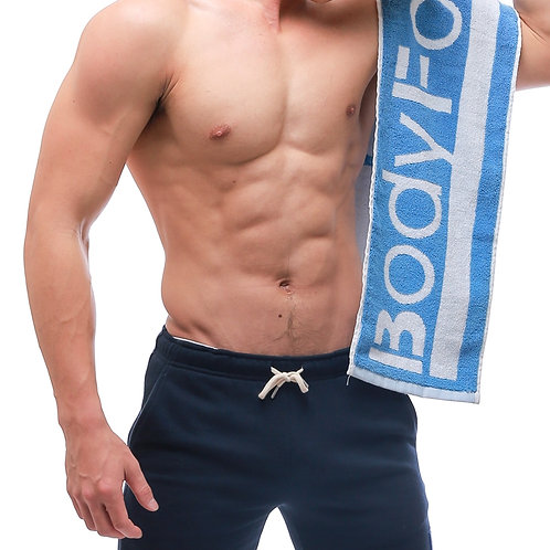 """ Body Formula 2017 Jacquard Sports Towel"""