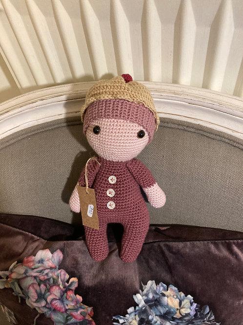 Bébé Prune au crochet