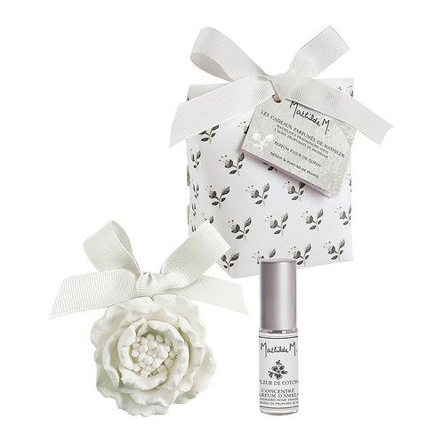 Les présents parfumés de Mathilde Palazzo Bello - Fleur de Coton