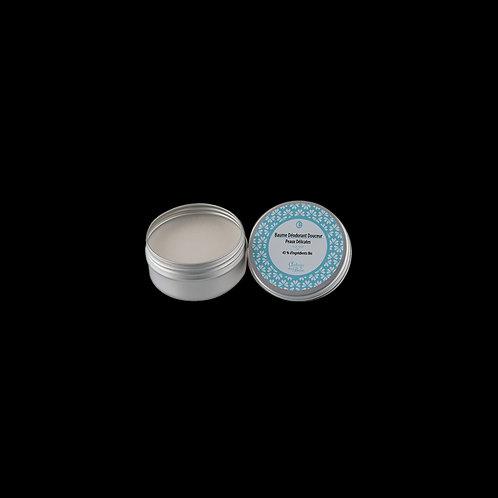 Baume déodorant douceur 50ml en boîte alu