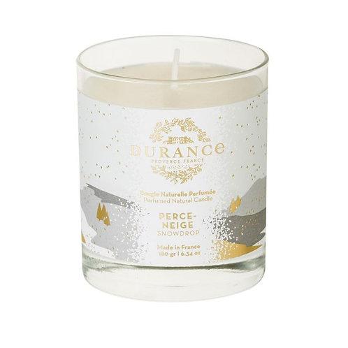 Bougie parfumée Perce-Neige