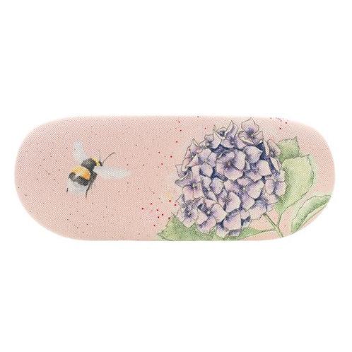 Etui à lunettes abeille
