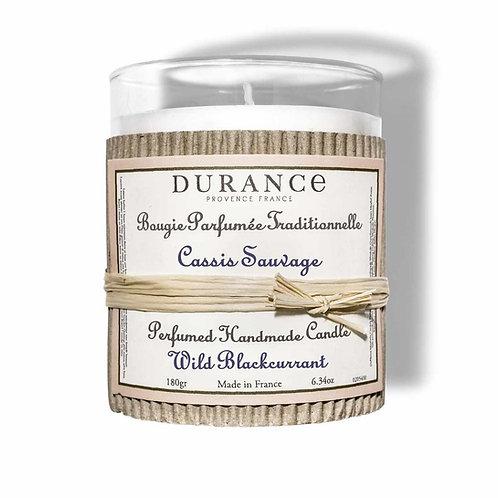 Bougie Parfumée Cassis Sauvage