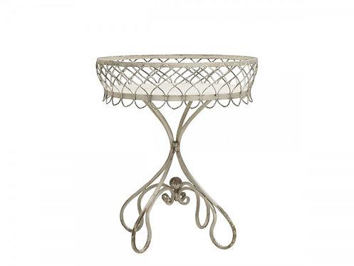 Table a. bord de fil de fer