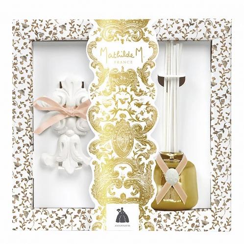 Coffret diffuseur de parfum d'ambiance Fêtes Royales - Antoinette